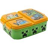 Stor SANDWICHERA con Compartimentos | Varias LICENCIAS Disponibles (Disney, Frozen, LOL, Patrulla Canina…)