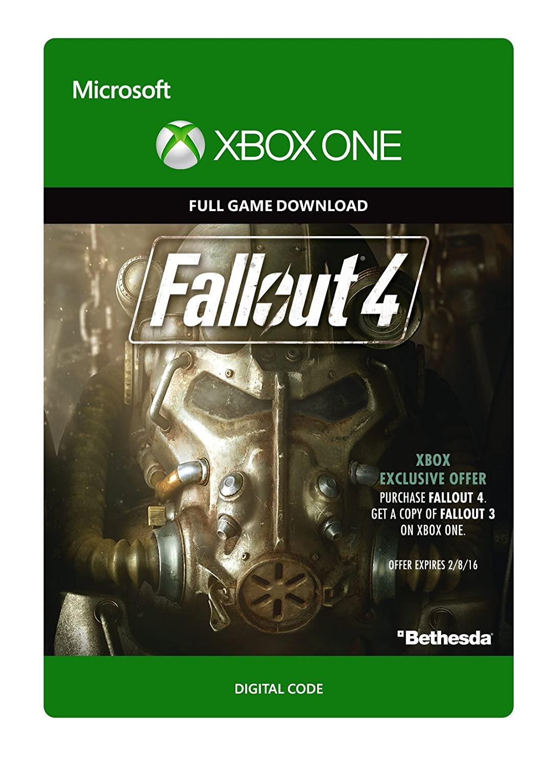 Fallout 4 With Franchise Book And Soundtrack (exclusive To Amazon)  (xbox One): Amazon: Pc & Video Games