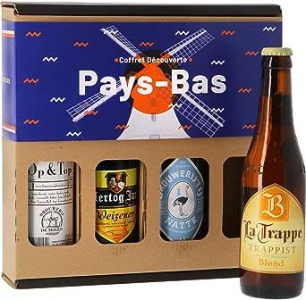 Coffret 4 bières - Découverte d'un pays (Pays-Bas)