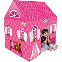 OPINA Jumbo Size Play Tent House for Kids 10 Years Old Girls & Boys (Doll House, Jumbo Size)