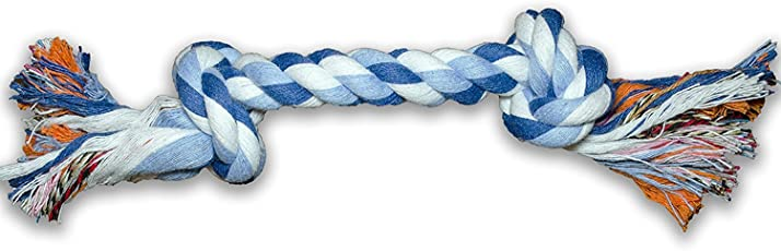 Pets Empire Rope Chew Toy For Small To Medium Dogs And Puppies ( Color May Vary )