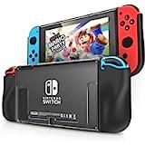 Custodia Protettiva Per Nintendo Switch - IDESION Confortevole Astuccio In TPU Morbido e Ergonomico Anti-graffio Per…