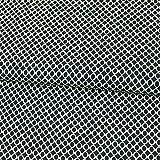 Stoffe Werning Viskosestoff Grafisches Muster Kringel