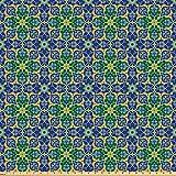 ABAKUHAUS Ethnisch Stoff als Meterware, Arabischer