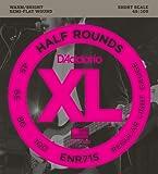 D'Addario ENR71S Bass XL Nickel Saitensatz 0,11 cm - 0,25 cm (.045 - .100 Zoll)