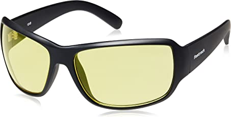 Fastrack Gradient Rectangular Unisex Sunglasses (P294YL3 60 Yellow)