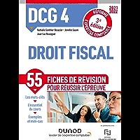 DCG 4 Droit fiscal - Fiches de révision : 2021-2022