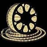 Forever Speed 50 Meter LED Lichtslang Lichtketting Buiten en Binnen LED Lichtslang Voor Kerstmis, bruiloften, festivals War