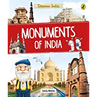 Discover India: Monuments of India