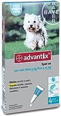 advantix DE6040 Kg 4/10, 1 ml, Azzurro