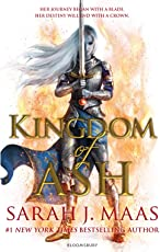 Kingdom of Ash (Throne of Glass, Band 7)