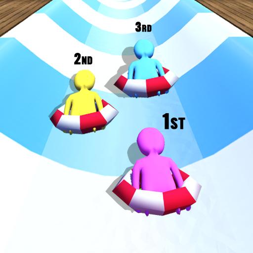 AquaPark 3D : Slippery Slides