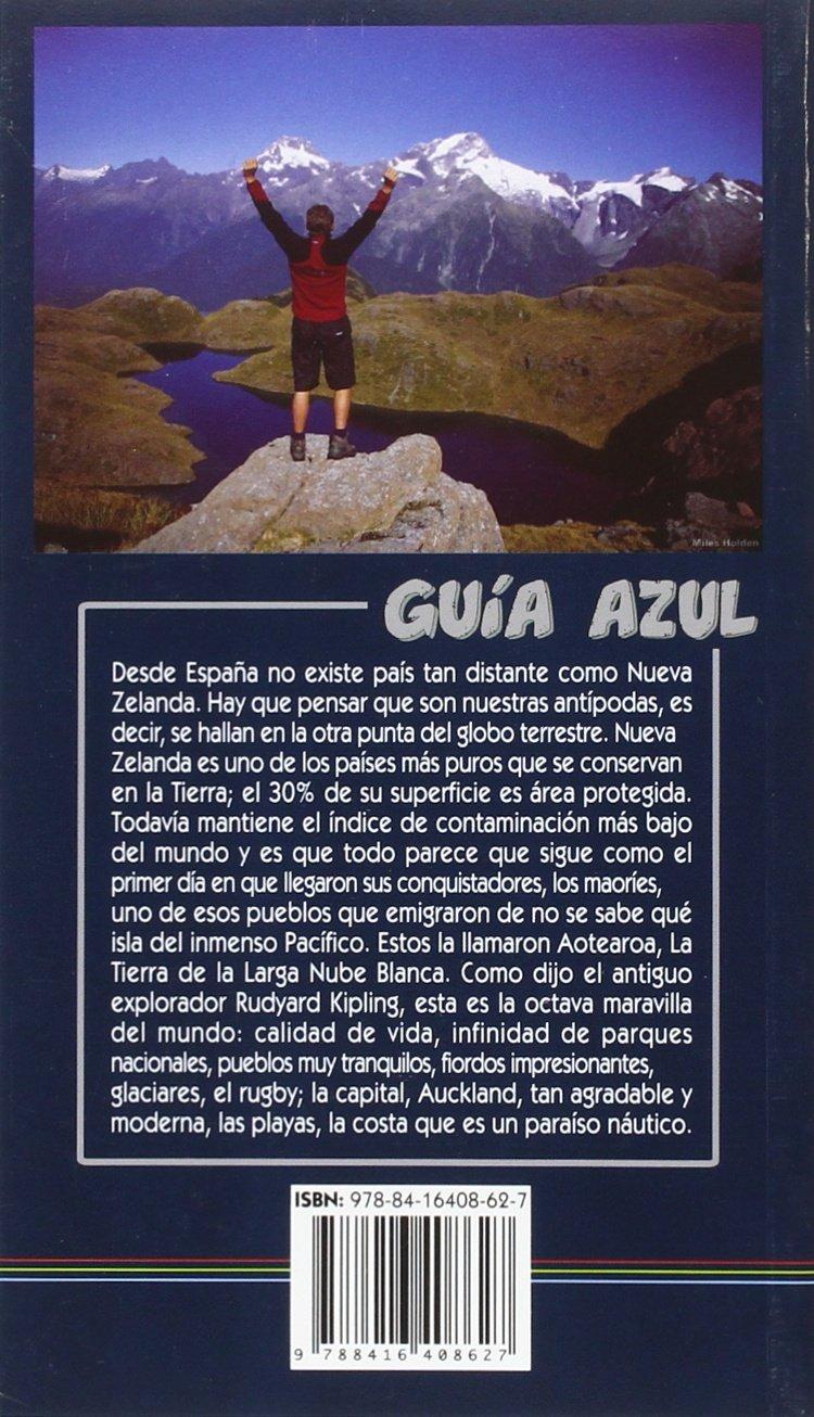 Nueva Zelanda: GUÍA AZUL NUEVA ZELANDA 1