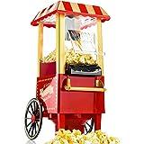 Gadgy ® Machine à Pop Corn | Retro Popcorn Maker | Air Chaud Sans Gras Huile