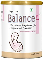 Balance PL - Nutrition Supplement For Pregnant And Lactating Women, 200g (Vanilla)