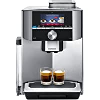 Siemens TI915531DE EQ.9 s500 Kaffeevollautomat (1500 Watt, maximales Aroma, vollautomatische Dampfreinigung…