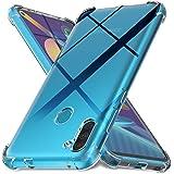 Ferilinso Funda para Samsung Galaxy A11, Samsung M11 Carcasa,[Reforzar la versión con Cuatro Esquinas][Funda Protectora de la