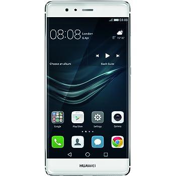 Huawei P9 32GB 4G UK SIM-Free Smartphone - Silver