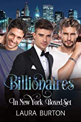 Billionaires in New York Boxed Set: Billionaires in the City Books 1-3 Kindle Edition