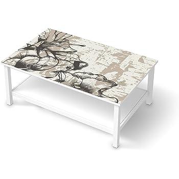 Möbelfolie Selbstklebend Für Ikea Hemnes Couchtisch 118x75 Cm