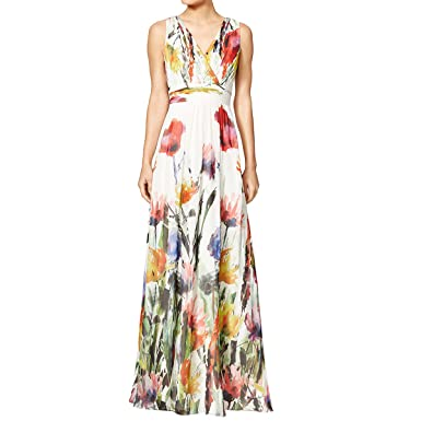 Long summer dresses uk