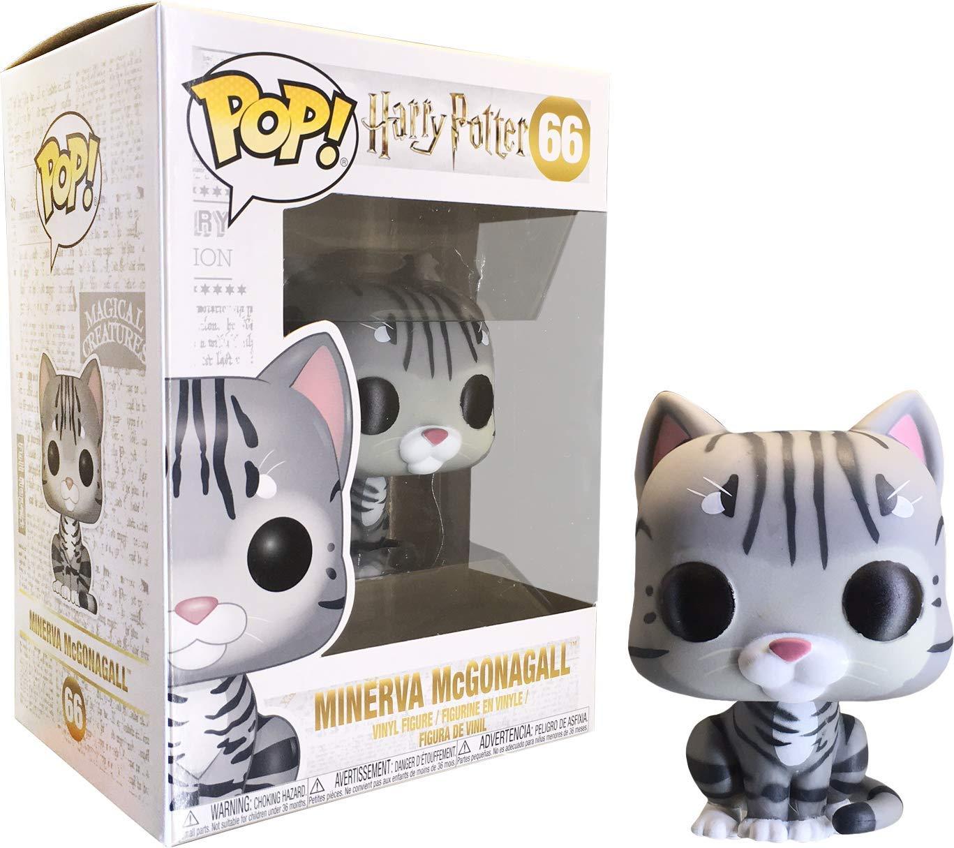 Funko Pop Minerva McGonagall convertida en gata (Harry Potter 66) Funko Pop Harry Potter