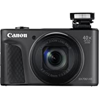 Canon PowerShot SX730 HS Digitalkamera (20,3 MP, 40-fach optischer Zoom, 80-fach ZoomPlus,…