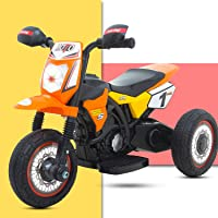 GoodLuck Baybee Battery Operated Ride On Bike for Kids/Toddler Bikes for Babies/Children Bike-Kids Bike for boy-Baby…