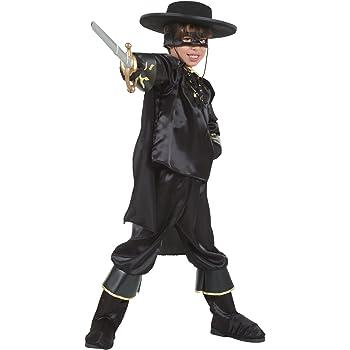 Librolandia 6562 S.Costume Zorro Con Camicia Bianca  Amazon.it ... 37969998b984