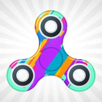 Fidget Spinner Simulator 2: Real Finger Spiner Simulation Free App 2K17