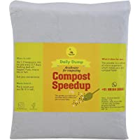Daily Dump Compost Speedup with Microbes for Quality Composting - 1900gms (2 KGS)
