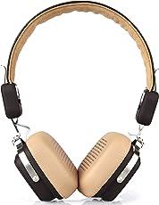 BoAt Rockerz 600 Bluetooth Headphones (Brown)