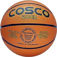 Cosco Super Basket Ball, Size 7 (Orange)
