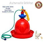 Praish Automatic Plastic Drinker with Strong Line of Valves and Fine Tuning