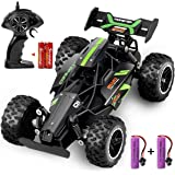 OUTERMAN All Terrain RC Cars, Electric Remote Control Truck,15-20 km/h Monster Vehicle High Speed RC Toy for Teens Adults and