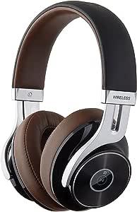 Edifier W855BT Closed Back Wireless Bluetooth Headphones Brown