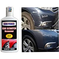 INDOPOWER KG495-CAR Scratch Remover 100gm.All Colour Car & Bike Scratch Remover, Advanced Formula Rubbing Compound (Not…