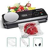 Machine Sous Vide Blusmart 80Kpa Automatique Appareil de Mise Sous Vide Alimentaire avec balance de cuisine & écran LCD, Mach