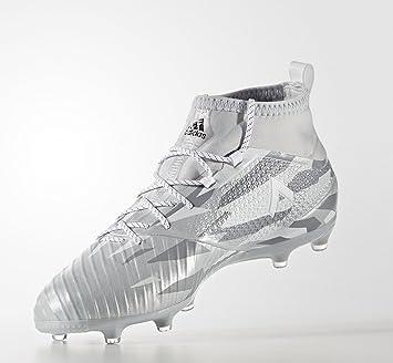 36567f1c4 Adidas Ace 17.2 Prim Emesh FG - White White Black  Amazon.co.uk  Sports    Outdoors