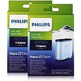 Saeco CA6903/01 AquaClean Kalk en waterfilter (voor Saeco en Philips volautomatische espressomachines, dubbelpak)