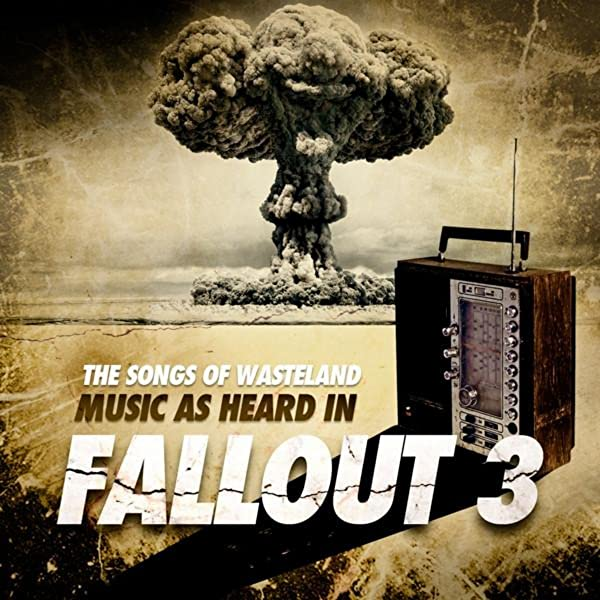 The Songs Of Wasteland Music As Heard In Fallout 3 Ep By Various Artists On Amazon Music Amazon Co Uk