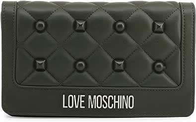 Love Moschino Borsa Matt Nappa Pu, Tracolla Donna, 12x4x23 cm (W x H x L)