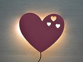 Core Kinderlampe,Schlummerlicht, Juvenile Beleuchtung. Personalisiertes Geschenk für das Kinderzimmerdecor