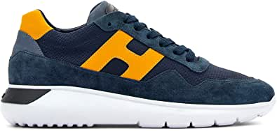 Hogan Sneaker Uomo Interactive 3 Blu HXM3710AJ18PDK51AF
