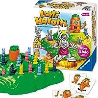 Ravensburger Lotti Karotti, Brettspiel für Kindergeburtstage, Gesellschafts- und Familienspiel, für Kinder und…