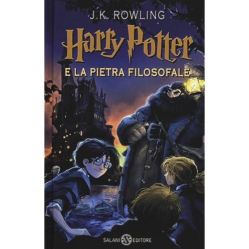 Harry Potter e la pietra filosofale. Nuova ediz.: 1