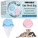 Hpory Tierhaarentferner f/ür W/äsche-10er Pack Fusselentferner Waschkugeln Wiederverwendbare Trocknerkugeln Waschmaschine von Hunden und Katzen