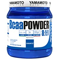 Yamamoto Nutrition BCCA Poudre Orange-Citron 1 Unité