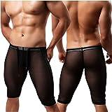 Arjen Kroos Uomo Palestra Bodybuilding Compressione Gambale Collant Allenarsi Fitness Pantaloni Livello Base Freddo Secco