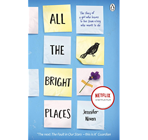 All The Bright Places Ebook Niven Jennifer Amazon Co Uk Kindle Store